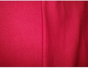 Двунить пенье хлопок основа colour red