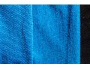 Двунить светло-синяя