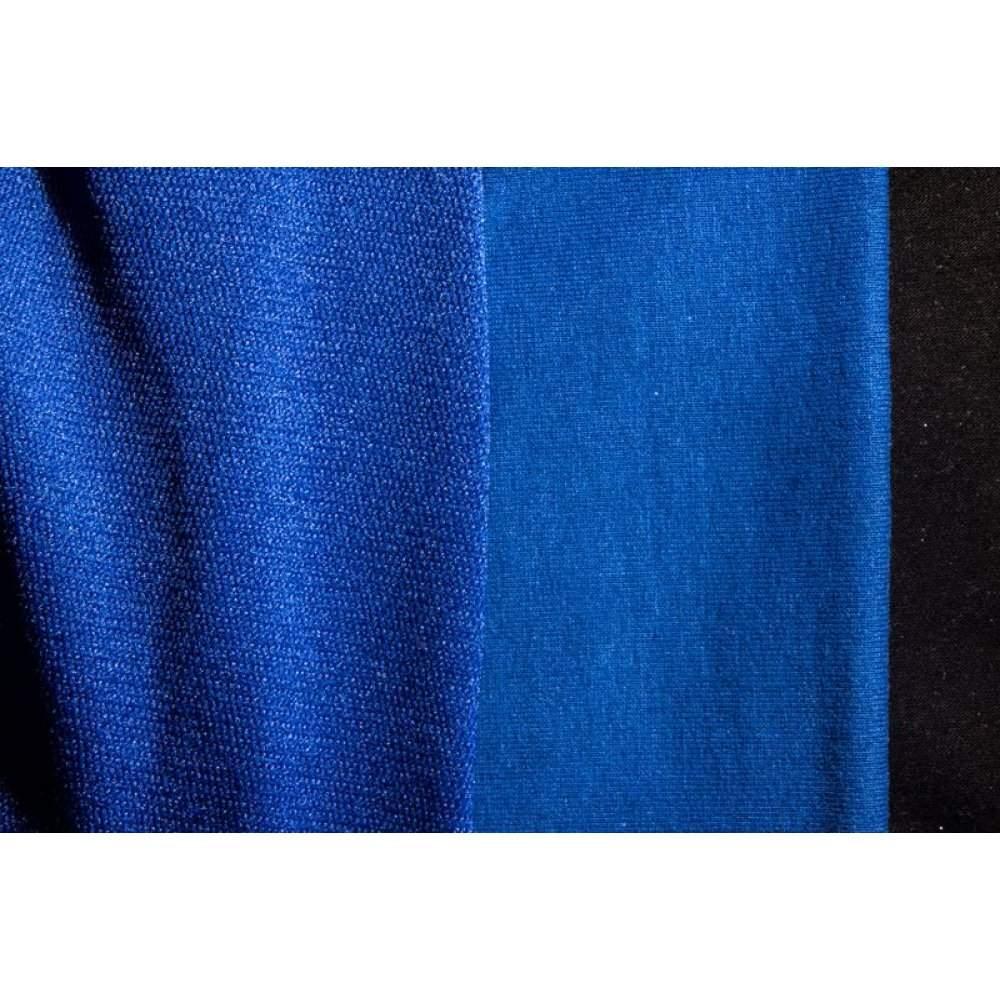 Двунить синяя