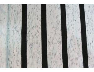 Двунить березка 2 см/ чёрная 0.5 см