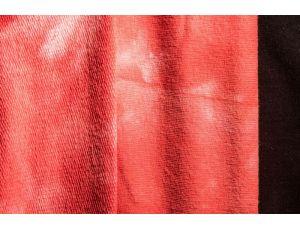 Двунить варенка красная