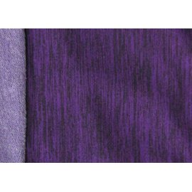 Трёхнить без начёса катёник фиолет
