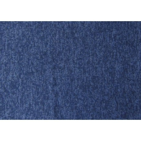 Ангора софт с начёсом синяя