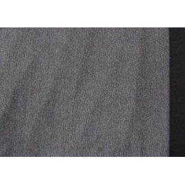 Хлопок 30/1 тёмно-серый(антрацит)