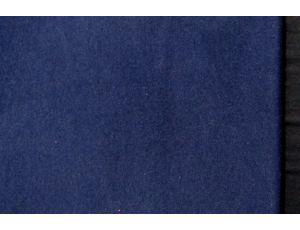 Интерлок тёмно-синий