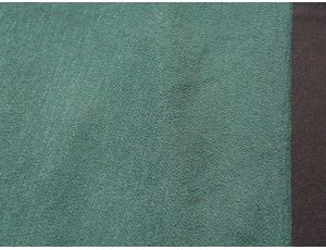 Креп софт зелёный