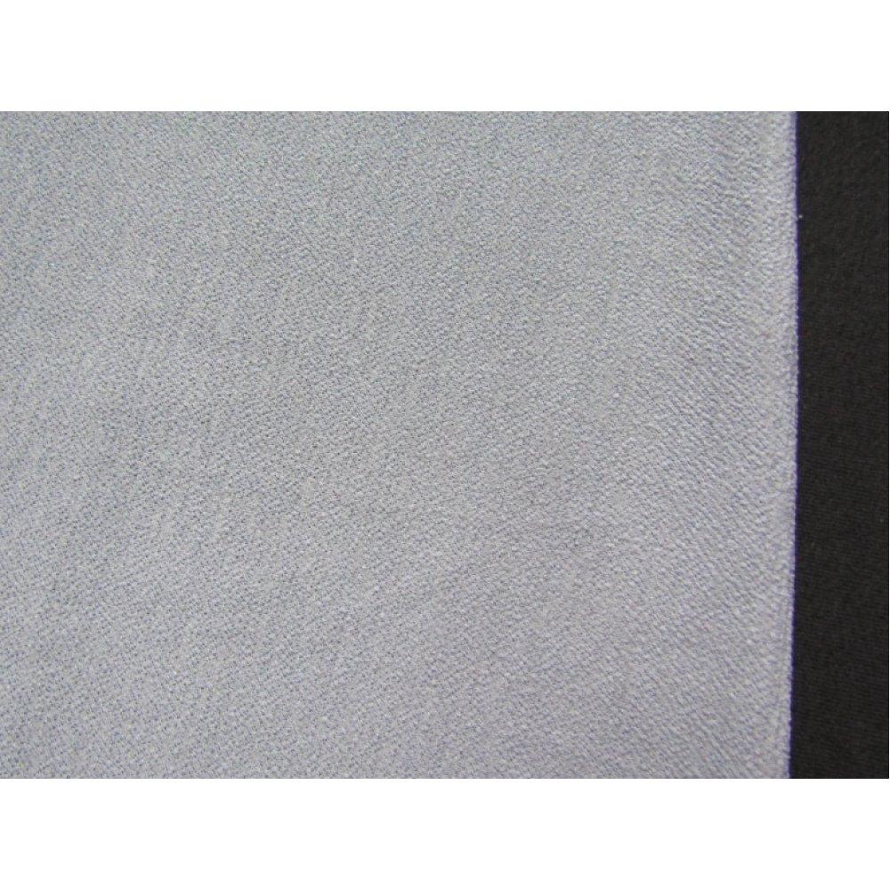 Креп софт светло-серый