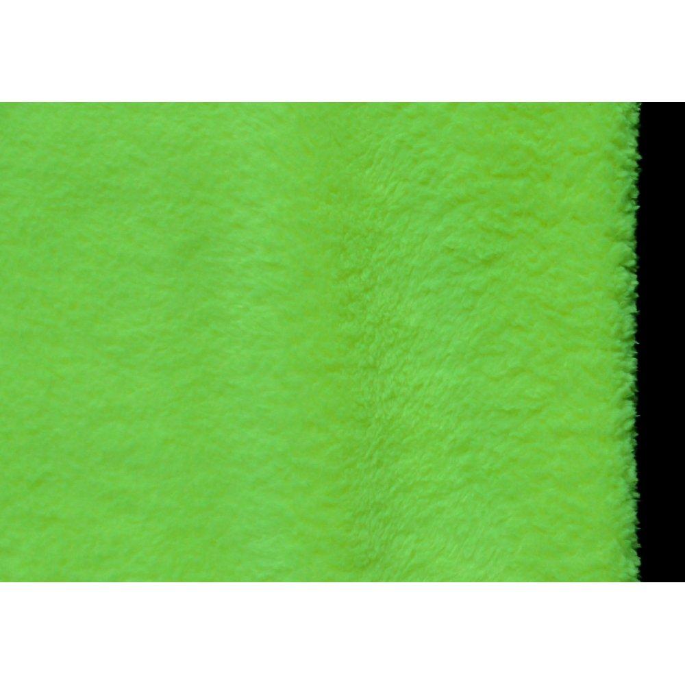 Махра неон зелёный