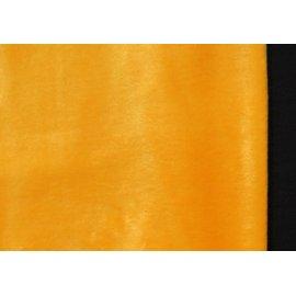 Махра плюш жёлтая