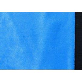 Махра плюш светло-синяя