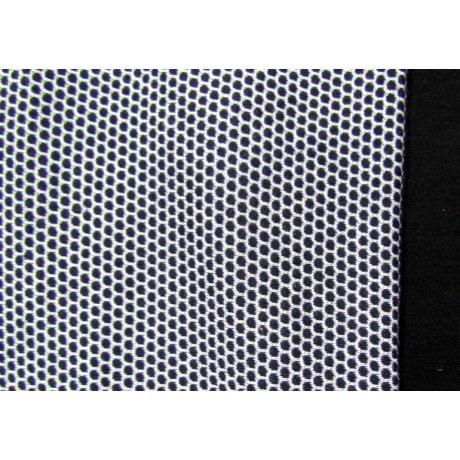 Трикотаж петек тёмно-синий