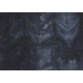 Вискоза шерсть варенка чёрная