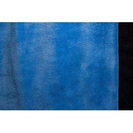 Велюр светло-синий