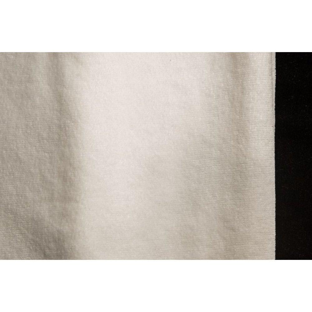 Велюр белый