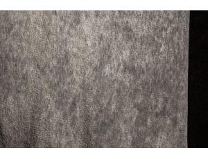 Велюр тёмно-серый