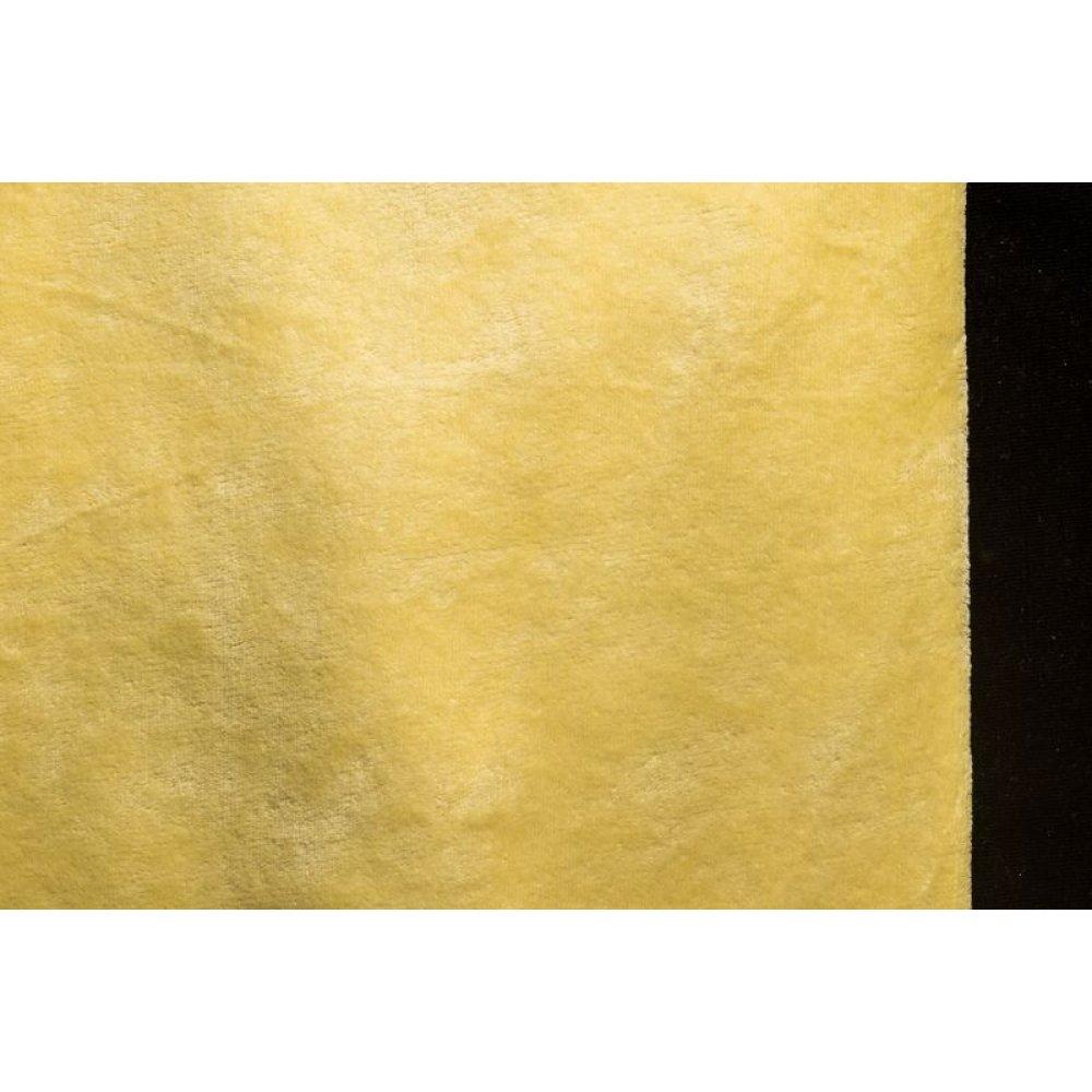 Велюр светло-жёлтый