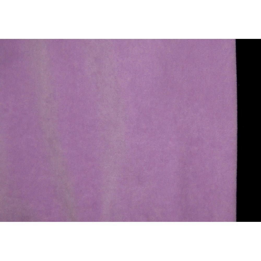 Велюр лиловый