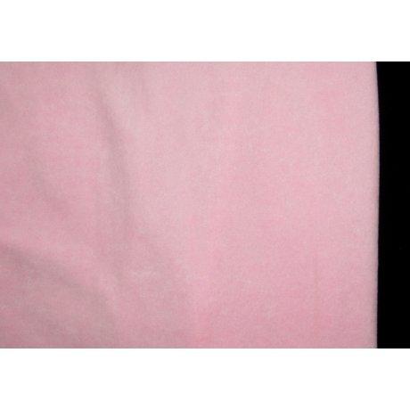 Велюр светло-розовый