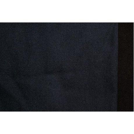 Хлопок-вуаль темно-синий