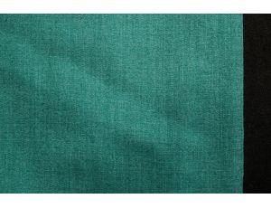Хлопок-вуаль морская волна