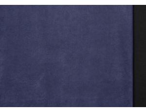 Замша тёмно-синяя