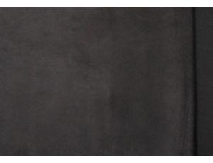 Замша чёрная